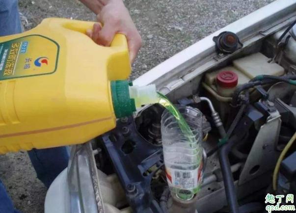 水箱防冻液为什么变黄 副水箱防冻液能加满吗4