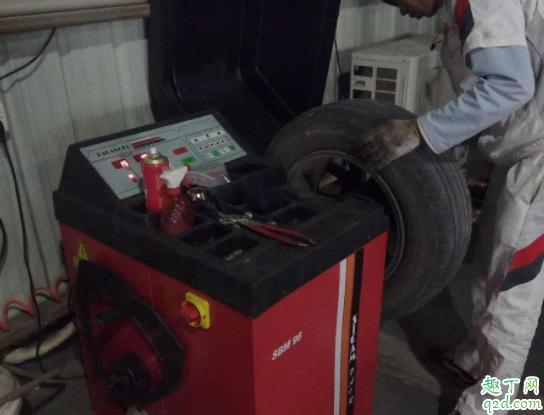 轮胎前后调换需要做动平衡吗 汽车动平衡是怎么做的2
