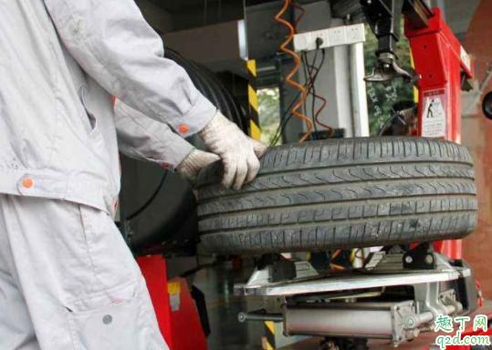 轮胎前后调换需要做动平衡吗 汽车动平衡是怎么做的3