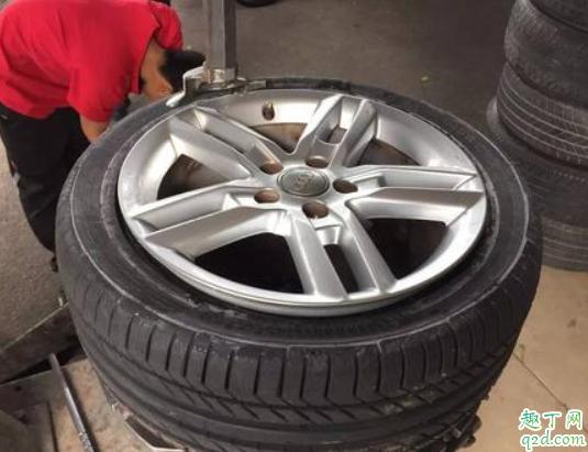 轮胎前后调换需要做动平衡吗 汽车动平衡是怎么做的4