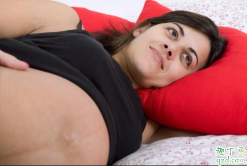 怀孕五个月不显怀正常吗 怀孕一般几个月肚子变大2