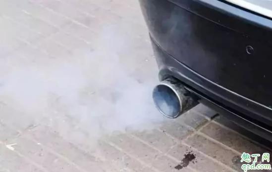 车内有汽油味车外没有是什么问题 汽车冷启动排气管有汽油味怎么回事4