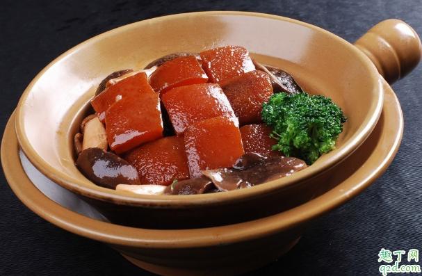 红烧肉怎样不会柴 红烧肉不发柴的窍门3