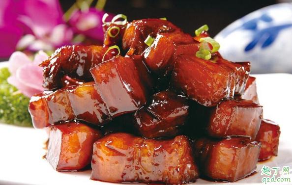 红烧肉是最后放盐吗 做红烧肉什么时候放盐最合适1