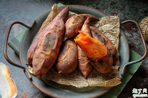 烤箱烤的红薯很干是为什么 烤箱烤红薯怎么才能不干1