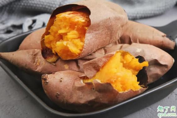 烤箱烤的红薯很干是为什么 烤箱烤红薯怎么才能不干2