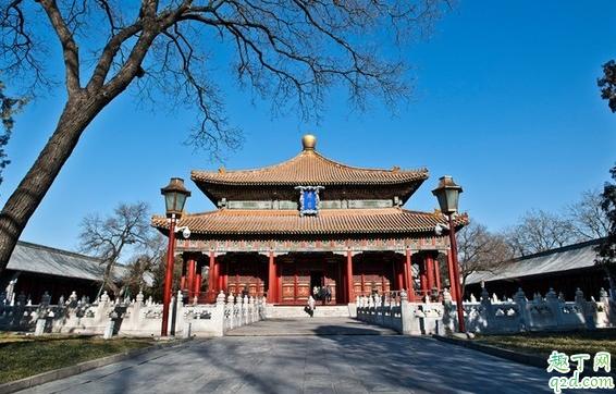 北京孔庙和国子监博物馆玩多久 北京孔庙和国子监有什么好玩的1
