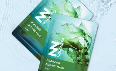 泰国NNK的海藻修复面膜多少钱一盒在哪买 NNK的海藻修复面膜成分表